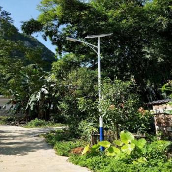 Solar Street Lights Zambia-20W Solar LED Street Light Manufacturers