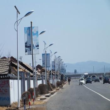 Solar Street Light Manufacturers In Malaysia 80W