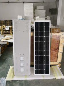 Solar Street Light Suppliers 80W Philip Solar Led Street Light Price