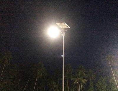 solar street lights usa