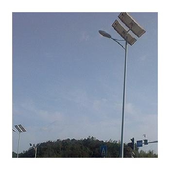 luminous solar street light