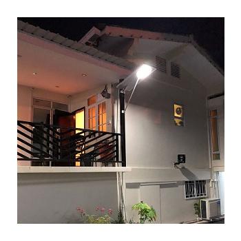 Solar Street Lamps For Garden 25W Manufacturer