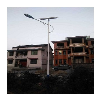 solar led street light outdoor