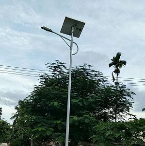 Centralised Solar Street Lighting System-50W Solar Street Light