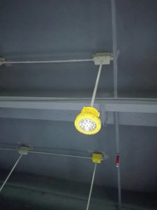 warehouse lighting fixture