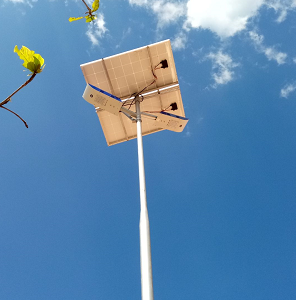 What is Solar Street Light Led in Tanzania?