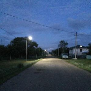 street light solar powered