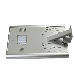 Factory 30W Solar Powered Street Lights South Africa