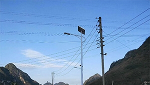 What are principles to be followed for automatic solar street light malaysia?