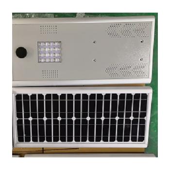 Solar Powered Street Lights Proposal