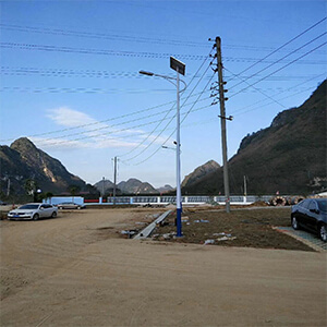 best solar light lamp road