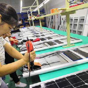 solar photovoltaic street lighting systems