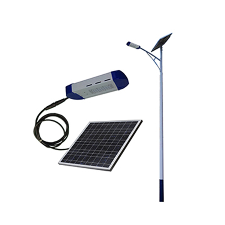 30W Solar Powered Light Lamp Road