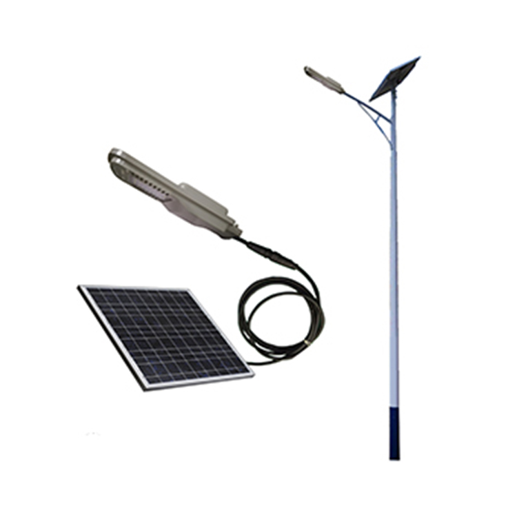 solar powered outdoor street lights