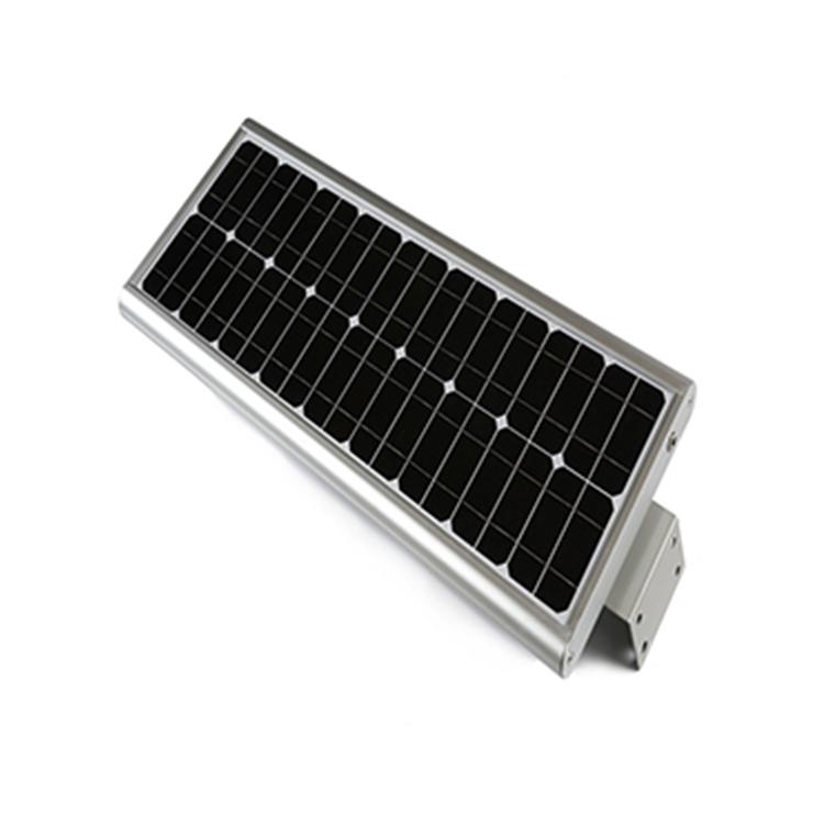 solar powered led pole lights