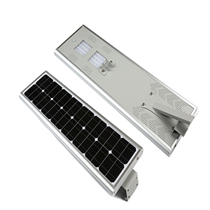 All in one solar street light 60W manufacturer
