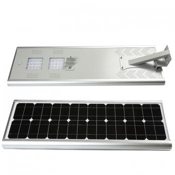 Solar Lighting System Supplier 50W Solar Driveway Pole Lights