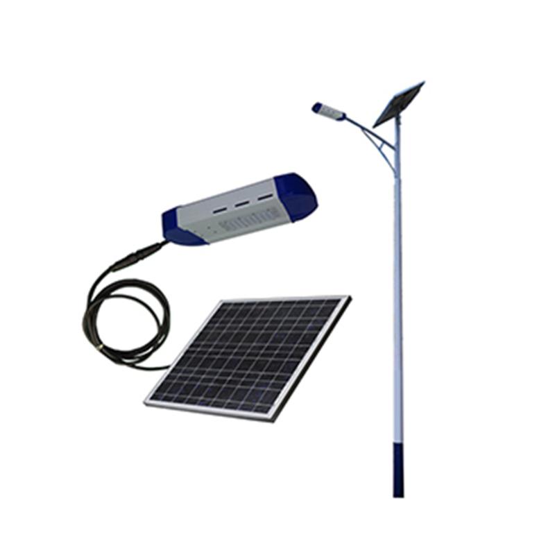 Solar Street Light Manufacturer 80W Solar Lamp Posts