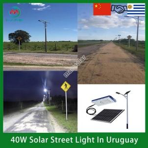The Prospect Of Integrated Solar Street Lamp With Radar Sensor