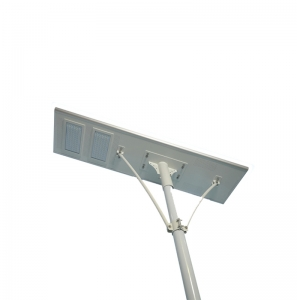 100W Outdoor Solar Street Lights