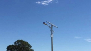 China's rural areas will be the main market for street light using solar panel in the future.