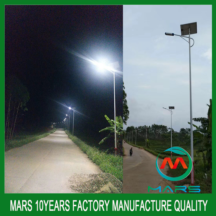 solar light street lamp
