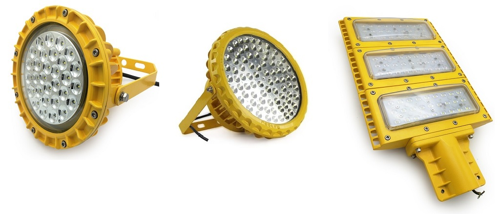 Explosion Proof Lighting UK