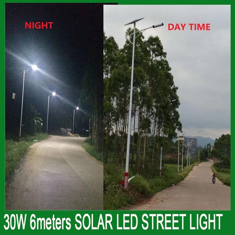 Lamp solar street light