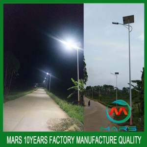 Why Don't Highways Install Solar Power Smart Led Street Light?