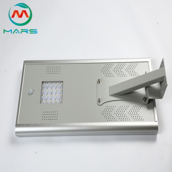 Why choose to install solar powered lamp post in the new rural road lighting construction?
