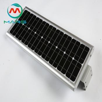 Solar street light jumia production technology will be greatly improved