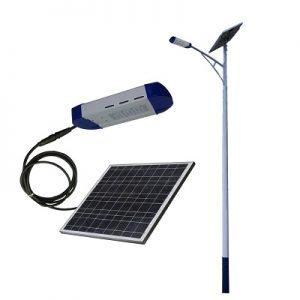 Led street light solar cell