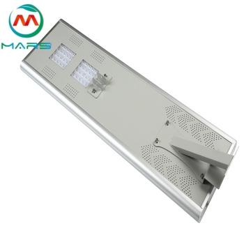 Solar Street Light Manufacturer 60W Solar Street Light Installation Cost