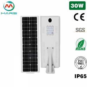 Analysis Of The Current Situation Of Abroad Development Of Lithium Solar Street Light Industry