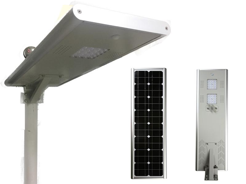 Solar Street Light Manufacturer 80W Solar Powered Lights Outdoor