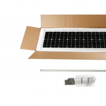 Solar Street Light Manufacturer 60W Solar Powered Post Lights Lowes